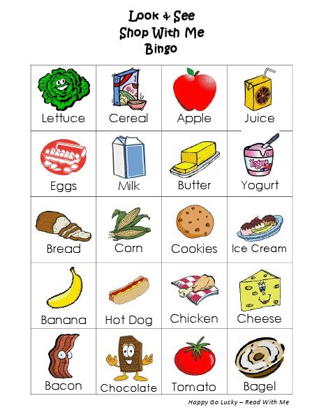 Punchy image with printable bingo cards for kids