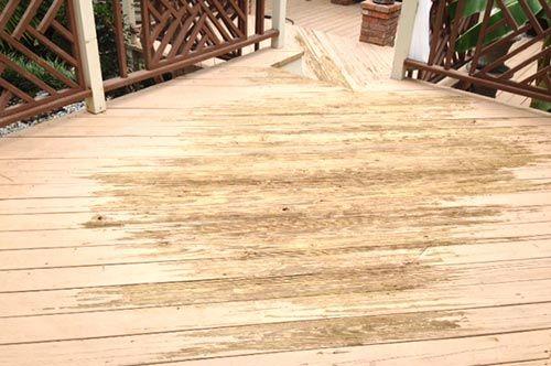 Restore Deck Paint Deck Preparation