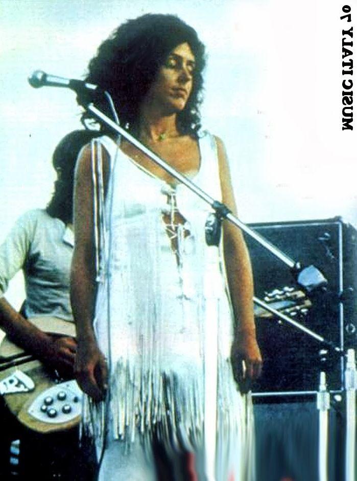 Jefferson Airplane - Woodstock - Grace and Paul.