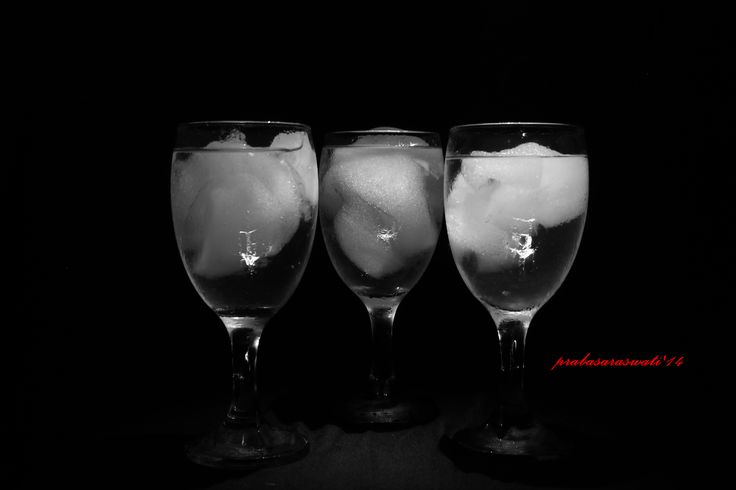 still life glass photography