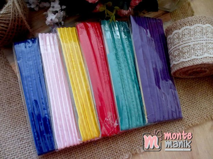 http://montemanik.com/product/paket-bisban-isi-6-warna-sale-06/ Paket Bisban isi 6 Warna Panjang masing-masing bisban 3 yards Warna Campur sesuai gambar Dalam 1 set paket bisban ada 6 warna  bahan craft, bias kain, bias satin, bisban, montemanik -  - #BahanCraft, #BiasKain, #BiasSatin, #Bisban, #Montemanik -
