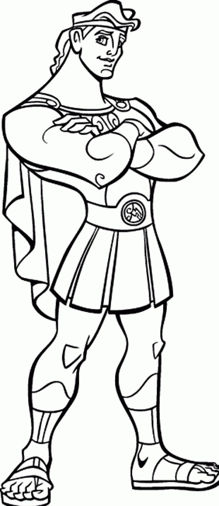 Disney hades coloring page - Disney Hades Coloring Page Hercules Folded Coloring Pages For Kids Printable Hercules Coloring Pages For