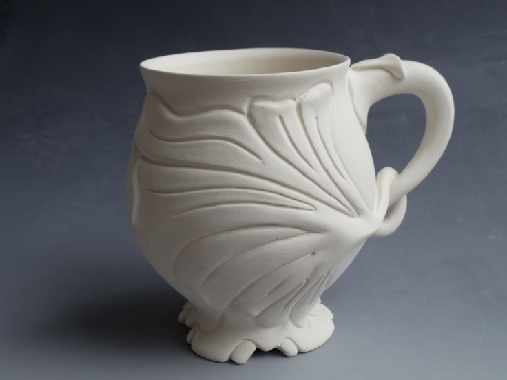 """an image/possible example of the kinds of whimsy work done by my heroine Julie.  Click Site above for more: """"100 Cups"""""""