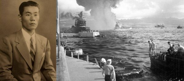 """Intelligence gathering has been a vital part of warfare since warfare bgan.     """"The Spy Who Doomed Pearl Harbor"""": Armed with intelligence supplied by spy Takeo Yoshikawa (left), Japanese pilots decimated the American fleet at Pearl Harbor in 1941. (Left: Library of Congress; Right: U.S. Navy/National Archives) --from www.historynet.com.    To find out more about the methods of war, please follow us on Pinterest, or on facebook here, https://www.facebook.com/Teenageeurope"""
