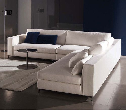 20 Best Collection Of White Leather Corner Sofa: Best 20+ Gray Sectional Sofas Ideas On Pinterest