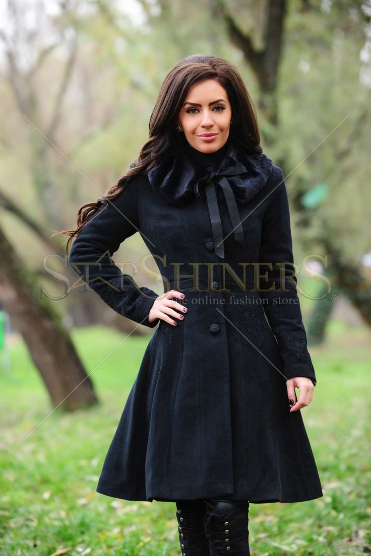 LaDonna Best Impulse Black Coat