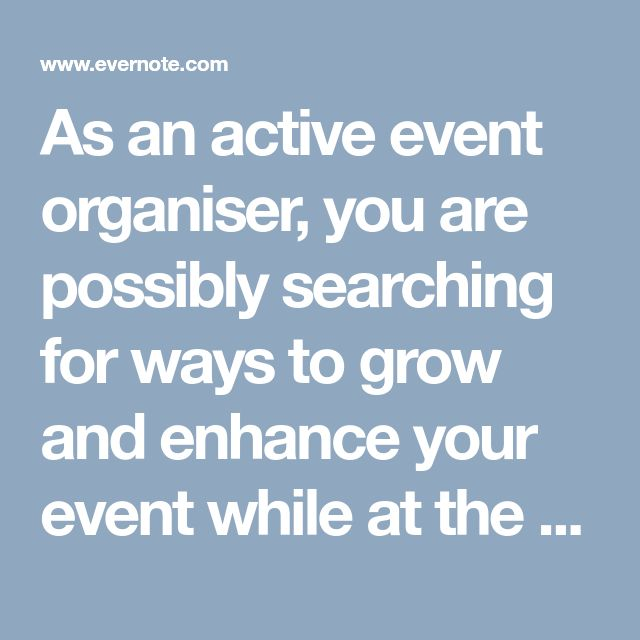 As an active event organiser, you are possibly searching for ways to grow and enhance your event while at the same time lowering your workload. One way to do this is to discover a computer software pr