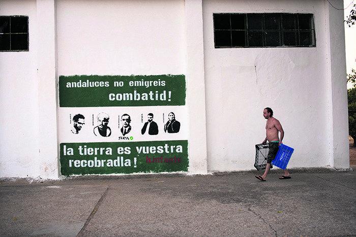 Pensar y sentir Andalucía hacia una nueva agenda del andalucismo político de izquierdas, Blas Infante Pérez , SAT, CUT, Andrés Bódalo, García Caparros