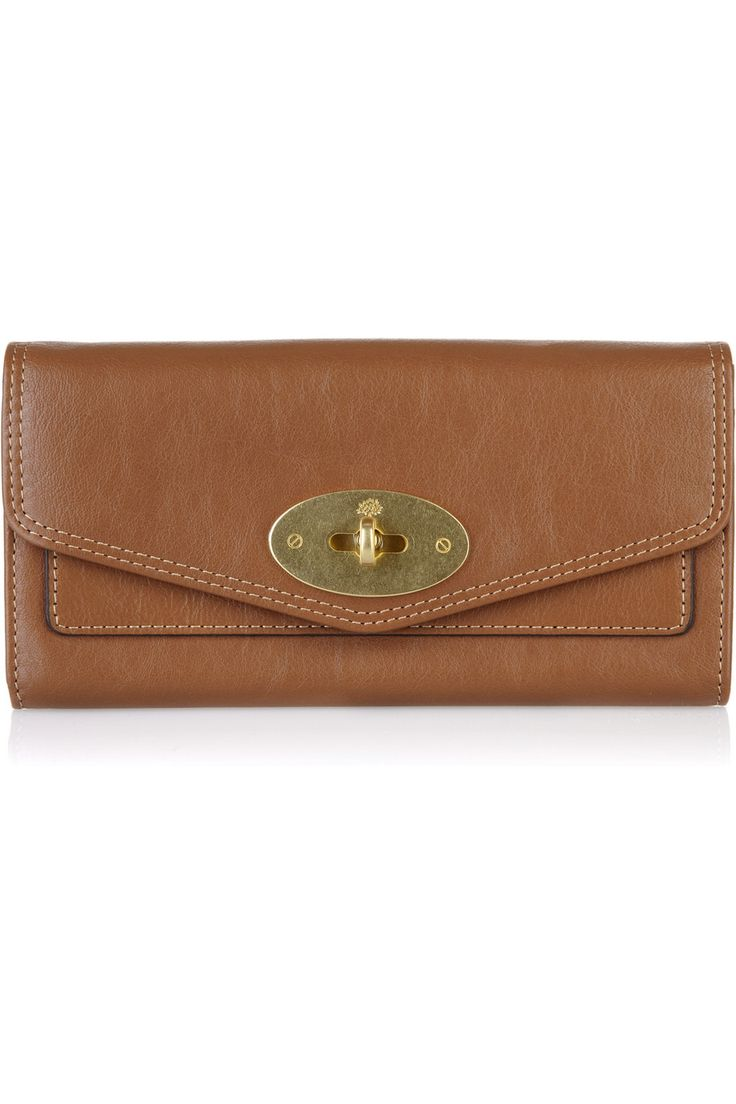 Mulberry | Postman's Lock Continental leather wallet