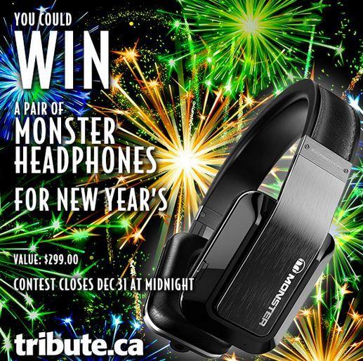 Gagnez des écouteurs Monster de 299$