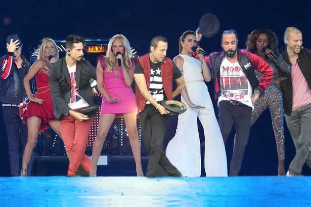 Spice Girls and Backstreet Boys in talks for AMAZING tour as two groups come together in 2016 - 3am & Mirror Online
