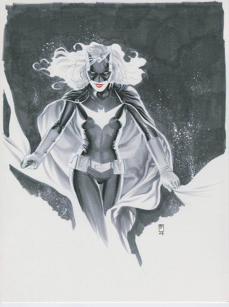 Batwoman - J.H. William III