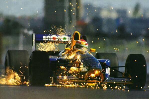 f1 Nelson Piquet. GP Canadá 1991
