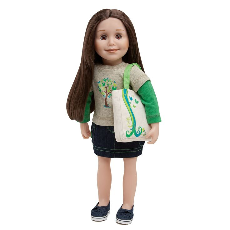 Maplelea Green Team Outfit for 18 Inch Dolls