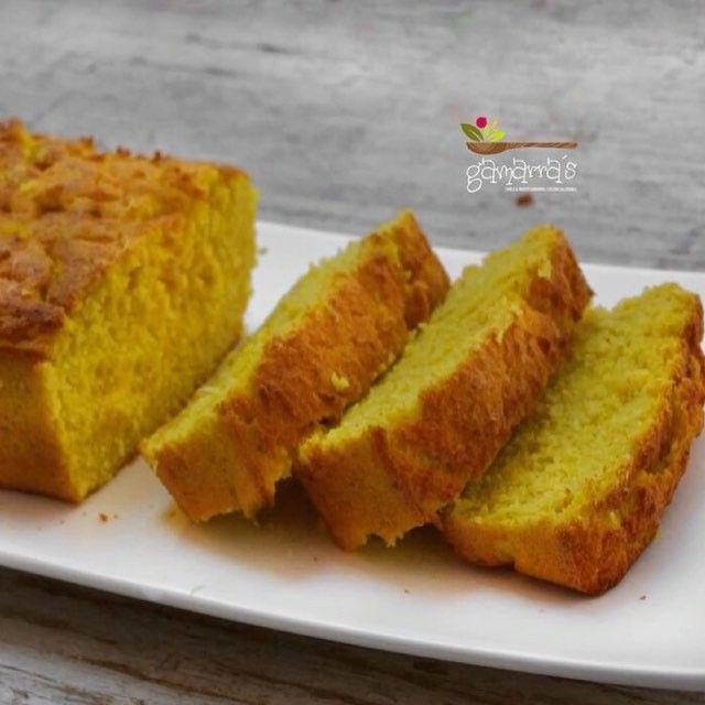 Pan de maiz y calabaza