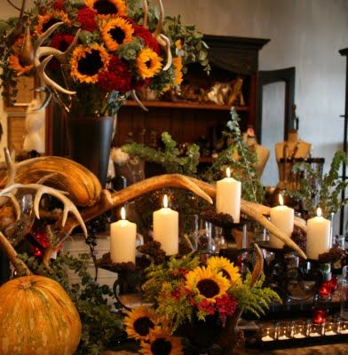 Love the design!Harvest Moon, September 2009, Fall Decor, Romances, Fall Autumn, Harvest Parties, Autumn Harvest, Fall Flower, Unbelievable Food