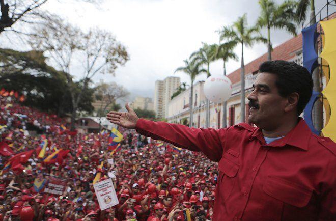 """Nicolás Maduro pede """"insurreição popular"""" caso governo seja afetado - http://po.st/wnZTcz  #Política - #Crise, #Governo, #Venezuela"""