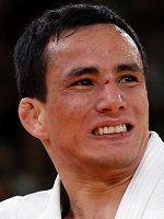 Felipe Kitadai (born July 28, 1989) is a judoka from Brazil.[4] He won a bronze medal at the 2012 Olympics and a gold at the 2011 Pan American Games. He also won gold medals six consecutive times in the Pan American Games Judo Championships: at 2011 Guadalaraja, 2012 Montreal, 2013 San José, 2014 Guayaquil, 2015 Edmonton and 2016 Havana.