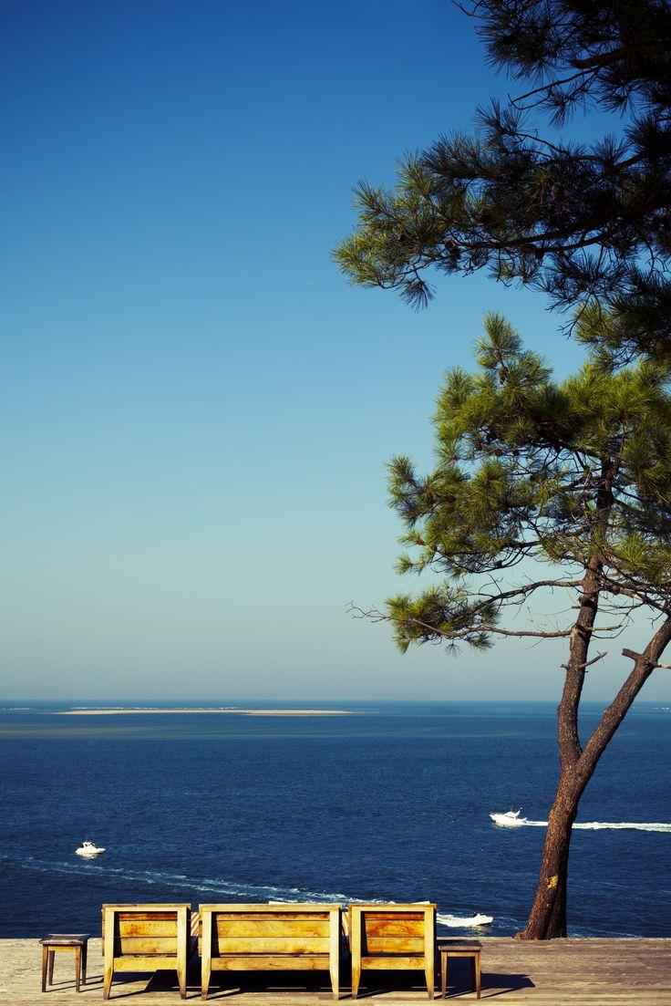 La Co(o)rniche #Pyla #Arcachon #CapFerret
