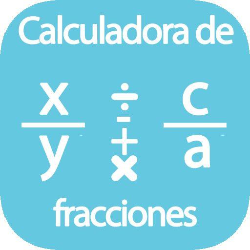 Calculadora online de fracciones para realizar sumas, restas, multiplicaciones y divisiones, obteniendo el resultado en formato irreducible.