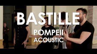 Bastille - Pompeii - Acoustic [ Live in Paris ] - YouTube