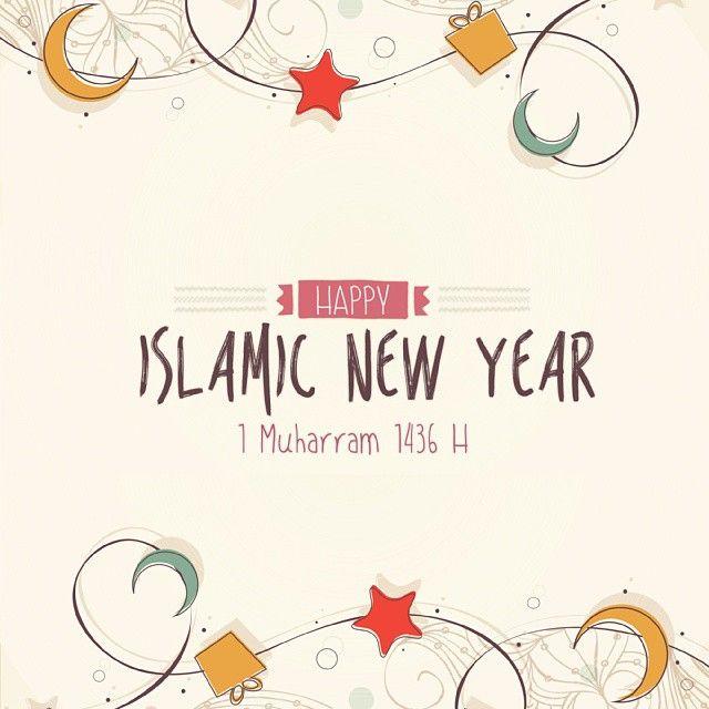 Happy Islamic New Year 1436 AH To All Muslims #HappyIslamicNewYear #SelamatTahunBaruIslam #1436Hijriah #1Muharram