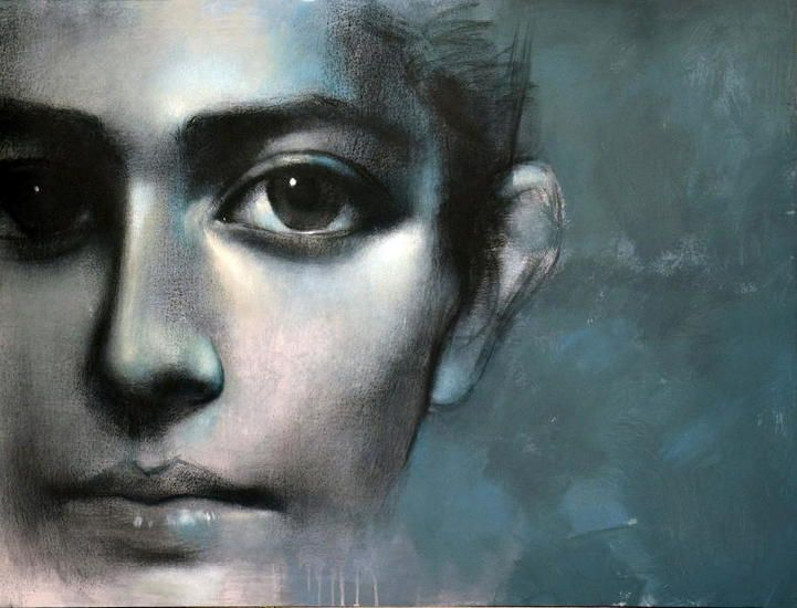 Kanchanmala Ghosh- Innocence Painting. Discover @Treniq