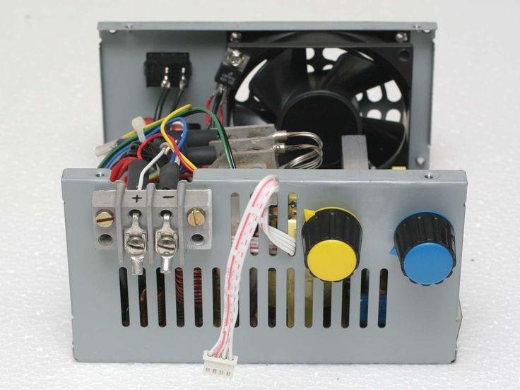 SWITCHING POWER SUPPLY ATX Come realizzare un SPS da laboratorio. How to Convert a Computer ATX Power Supply to a Laboratory Power Supply Da 1,0V a 15V e da 0,15A a 15A (20A) by Roberto Chirio