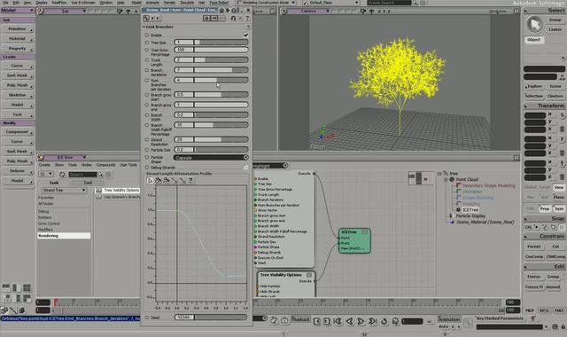Procedural trees and plants creation within Softimage ICE.  Free Download:  http://dl.dropbox.com/u/17263464/Blog/Compounds/StrandTree/StrandTree.rar  Watch also:  Surface Grow - https://vimeo.com/10508838 Simulation WIP - https://vimeo.com/11224718