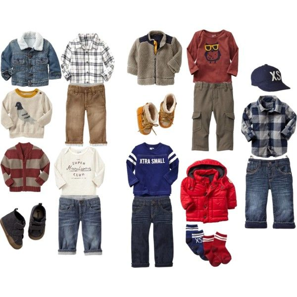 Baby Gap Baby Boys Fall 2014 Outfits