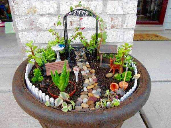 39 mejores im genes de jardin interior en pinterest for Adornos jardin baratos
