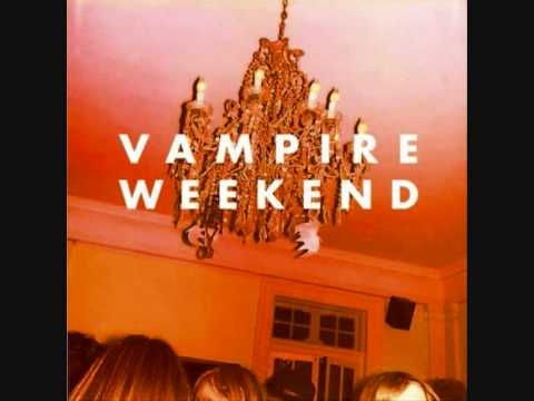 11. Vampire Weekend - The Kids Don't Stand A Chance - YouTube