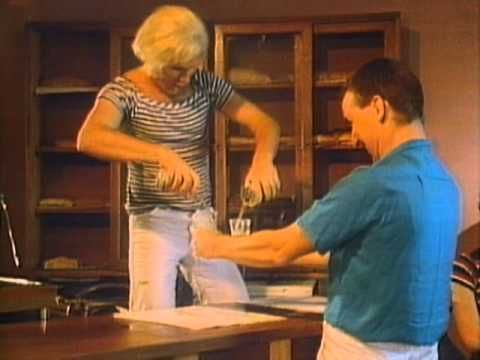 Men At Work - Down Under. This Australian band nearly made vegemite a household word in America. I tried it and thought it tasted pretty good myself. This became not only their breakthrough US hit but an iconic video on MTV