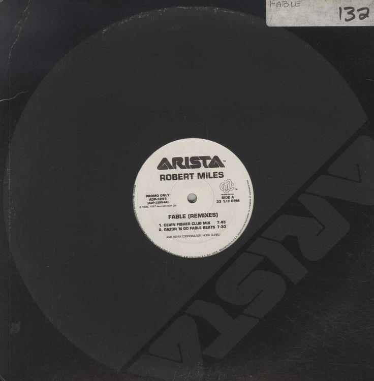 Robert Miles - Fable (Remixes)