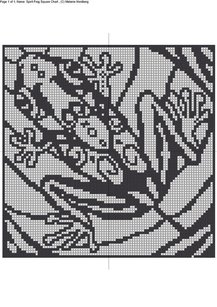 426 besten Pixel to Knit/Crochet Bilder auf Pinterest | Kreuzstich ...