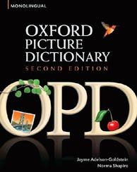 Oxford Picture Dictionary (2nd Edition) available in thirteen bilingual editions for Arabic, Brazilian Portuguese, Chinese, Farsi, French, Haitian, Japanese, Korean, Russian, Spanish, Thai, Urdu, and Vietnamese. Oxford Picture Dictionary French / English ISBN = 9780194740135