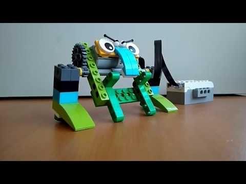 Lego WeDo 2.0 My First Jump - YouTube | Lego wedo, Lego ...
