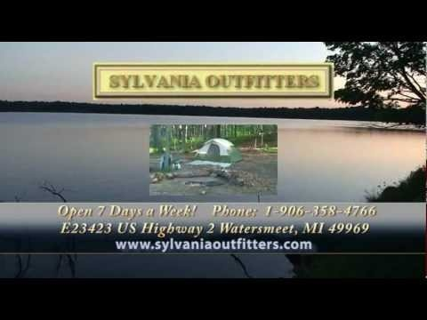 Sylvania Wilderness Area Camping Items by Sylvania Outfitters Inc.