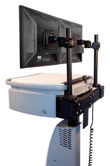 how to get electronic medical cart in bc