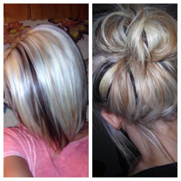 Colored Platinum: 2292 Besten Hair Styles I Like Bilder Auf Pinterest