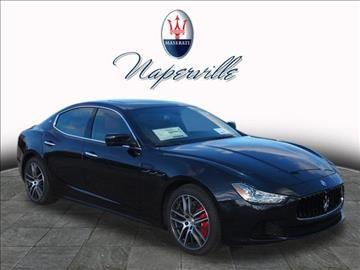 2016 Maserati Ghibli for sale in Naperville, IL
