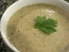 Cream of Mushroom Soup - freeze it, subdivide it.