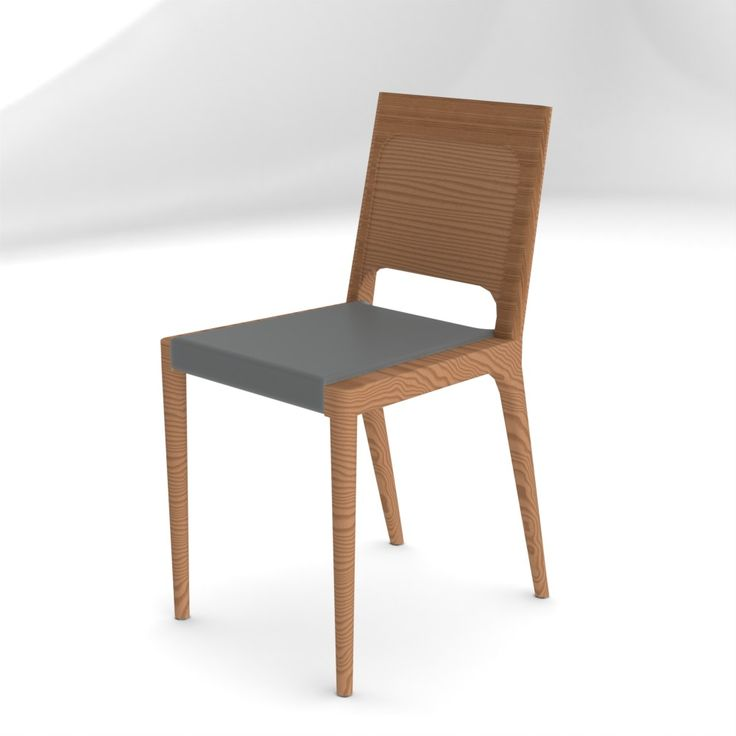 C&S Chair Concepts round 4: V3-wood back