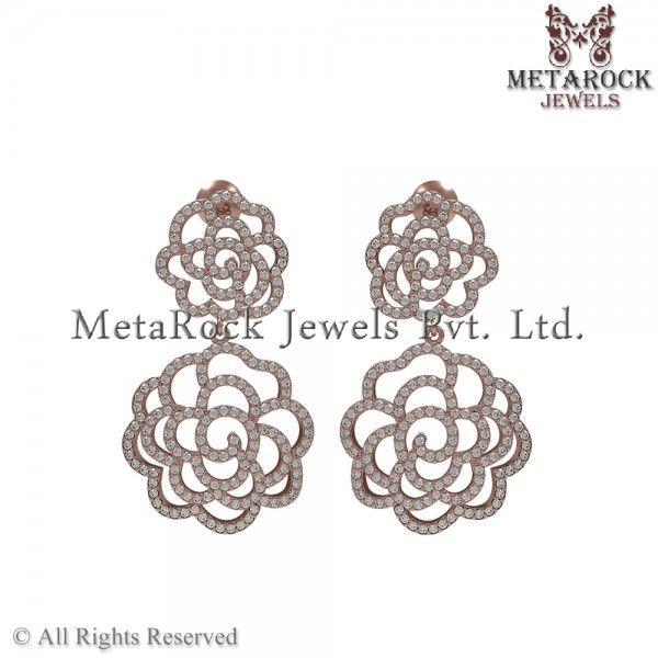 2187 Best Jewellery Images On Pinterest Diamond Earrings