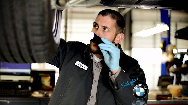 Schaeffer BMW CPO Tech HD #BMW #Cars #Wilmington #Repair #Driving