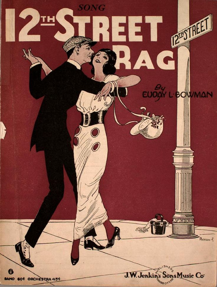 A blog about music from the 20s & 30s.