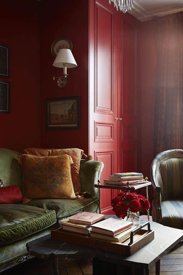 Rue Du Pr 233 Aux Clercs 75007 Paris Apartment For Sale Designed By A B Kasha Abkasha