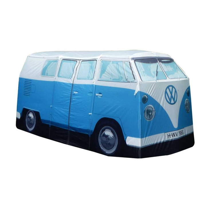 VW camper tent blue from Paperchase