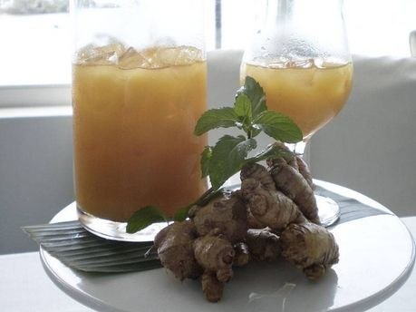 Jamaican Ginger Beer Recipe is one of the Jamaican Beverages Recipe of choice. Try it today for yourself and let your taste buds go wild!!