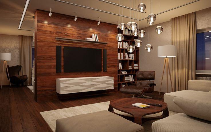 Уютная геометрия - Освещение в современном стиле c XAL   PINWIN - конкурсы для…